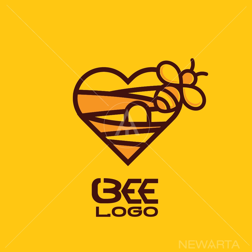 list of synonyms and antonyms of the word bee logo