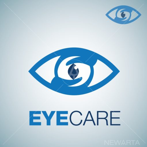 eye care graphic design icon vector