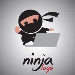 Bee Logo   Ninja Logo   Phoenix Logo   Cat Logo - Logo