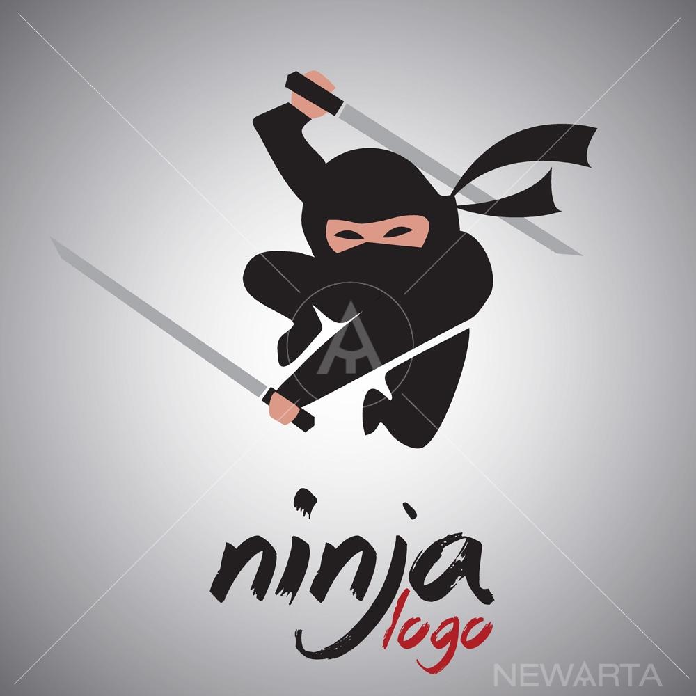 ninja logo 4 newarta rh newarta com ninja logo inspiration ninja logo quiz level 8