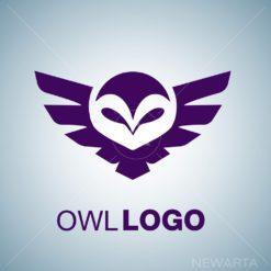 owl logo free vector download