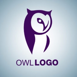 owl logo 4 symbol