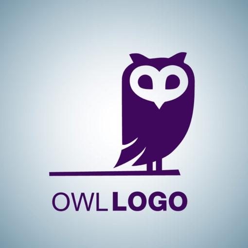 owl logo 5 symbol