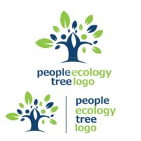 people ecology tree logo 1