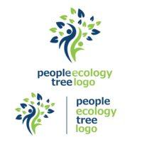 people ecology tree logo 2