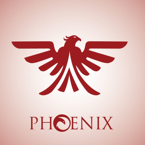 Phoenix Logo icon design