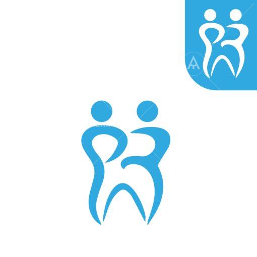 dental logo 13 logo icon vector