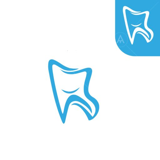 free DENTAL logo icon vector