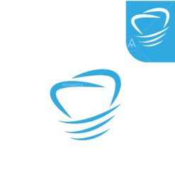 dental logo icon vector