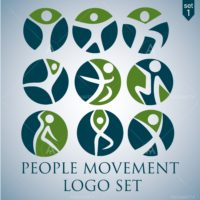 PEOPLE MOVEMENT SET