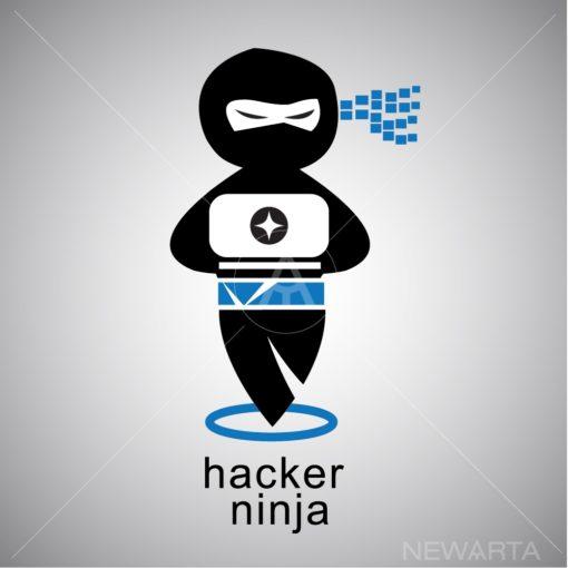 hacker ninja