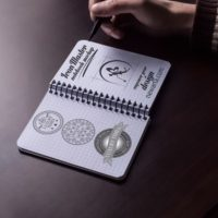 icon master notebook mockup 1