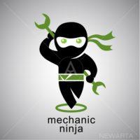 mechanic ninja