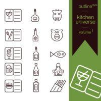 Kitchen universe volume 1