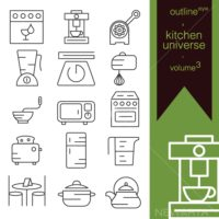 Kitchen universe volume 3
