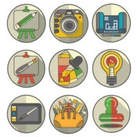 Designer tools icon pack volume 3