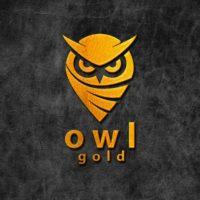 Gold Engraved Logo Mock-Up 1