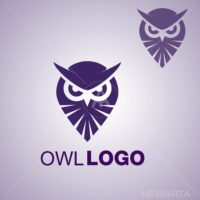 owl logo 8