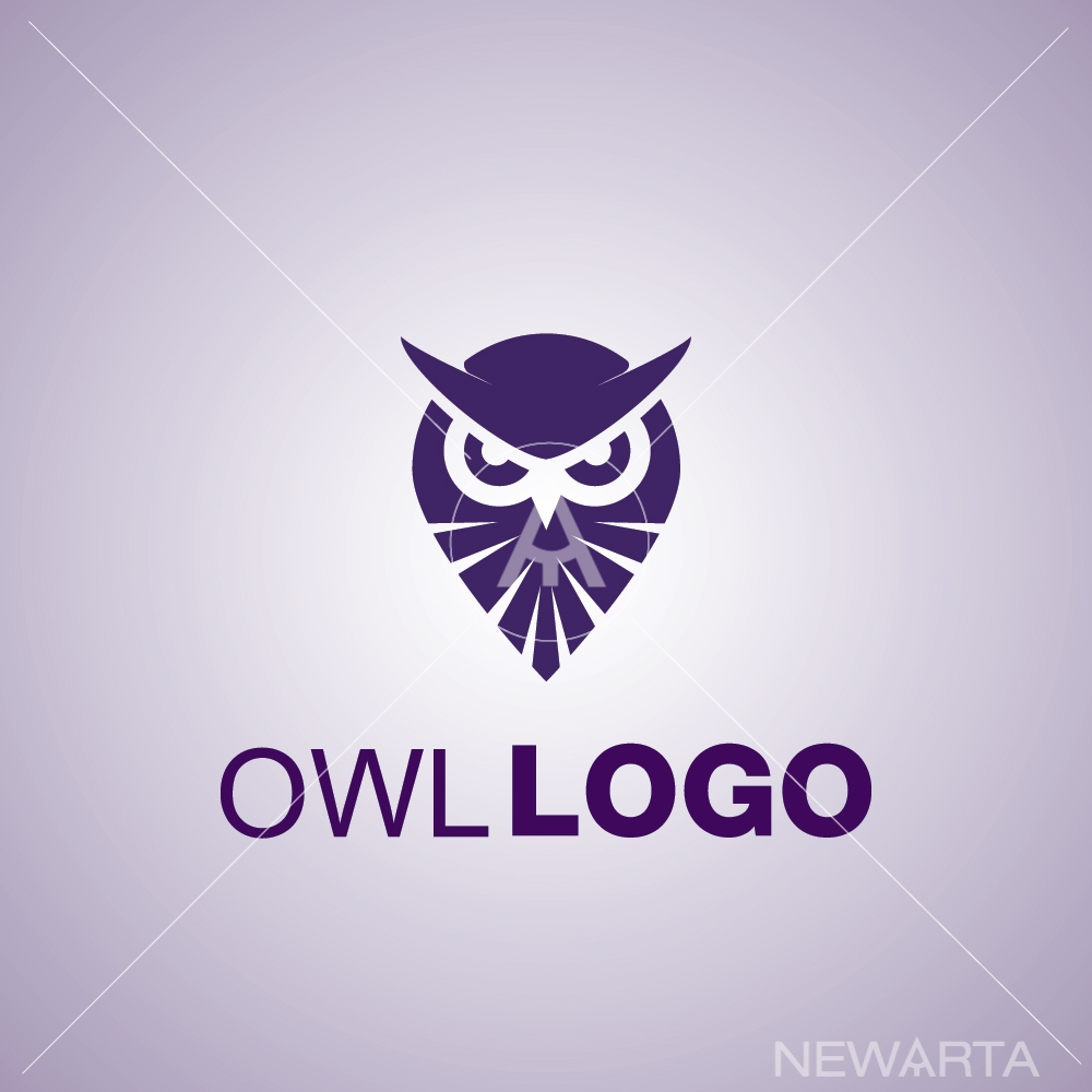 owl logo icon mark symbol mark