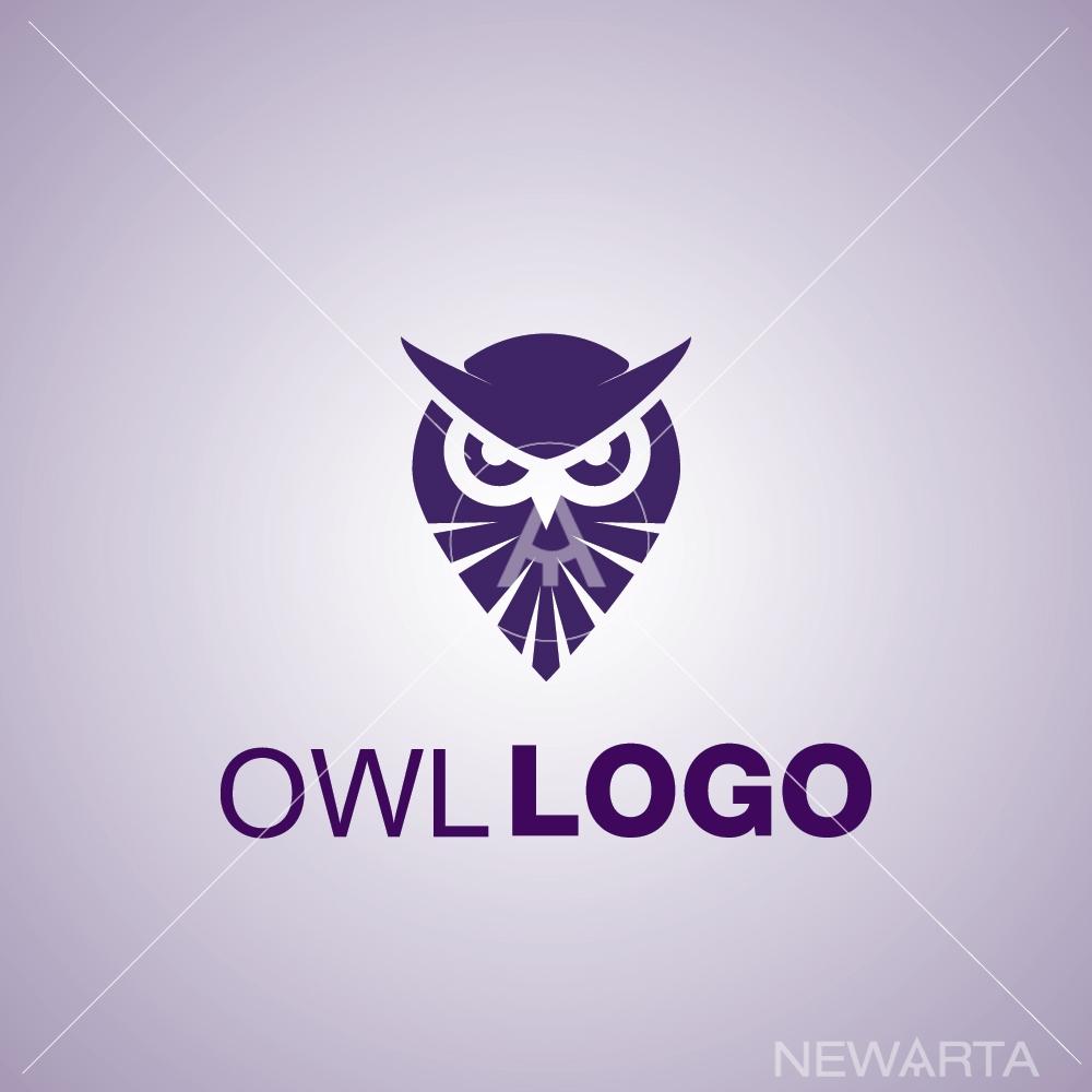 owl logo icon mark symbol mark