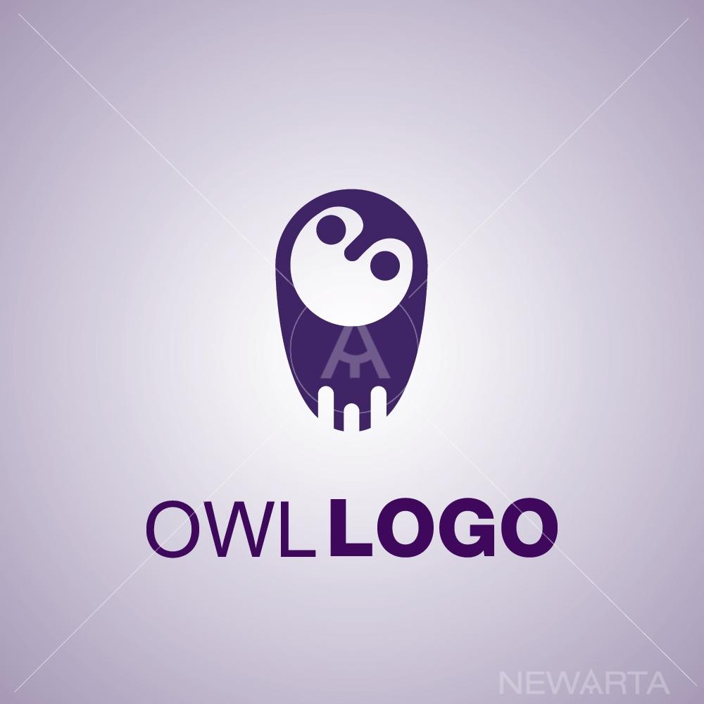 owl logo symbol