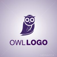 owl logo mark symbol icon