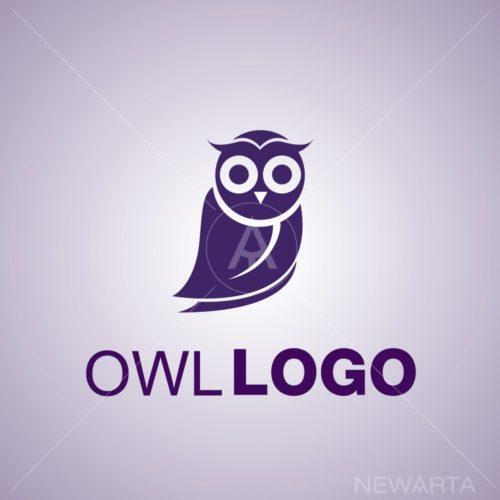 owl logo mark symbol icon