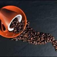 coffee beans cup free image