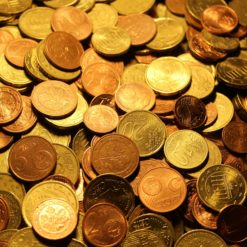 euro coins free photography
