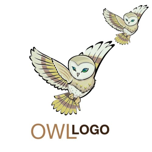 OWL LOGO graphic design