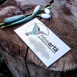 business card on wood mockup FREE PSD MOCKUP